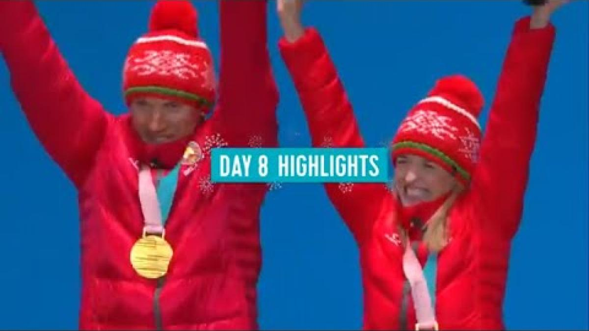 Day Eight Overall Highlights |All the Action from PyeongChang 2018