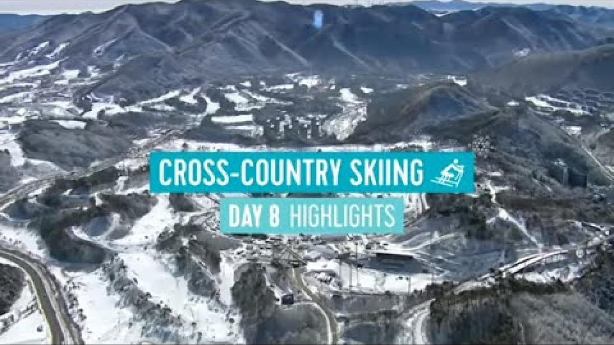 Day Eight Cross Country Skiing Highlights | PyeongChang 2018