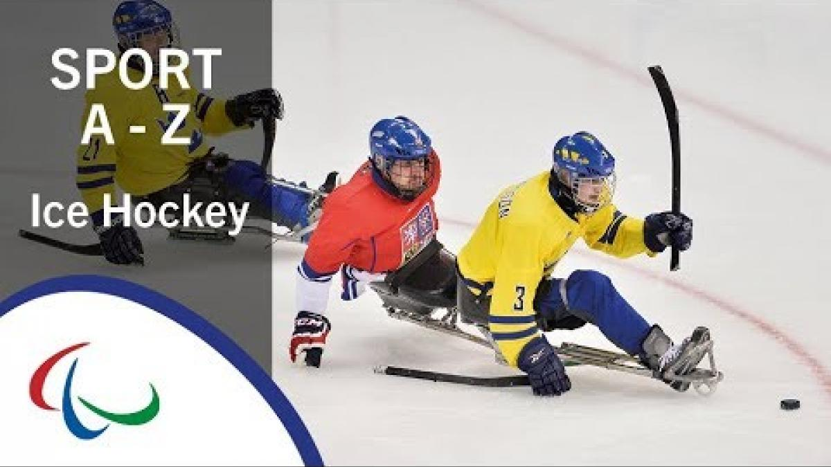Para Ice Hockey: Sports of the Paralympic Winter Games