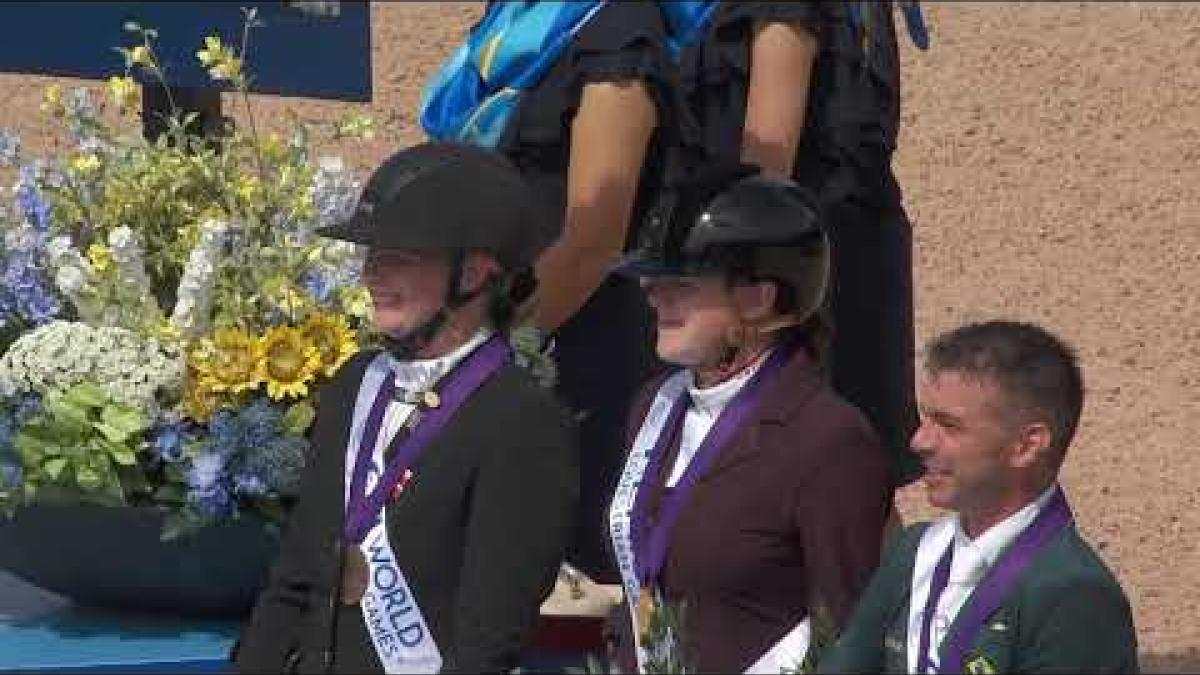 2018 World Equestrian Games - Day 1 highlights