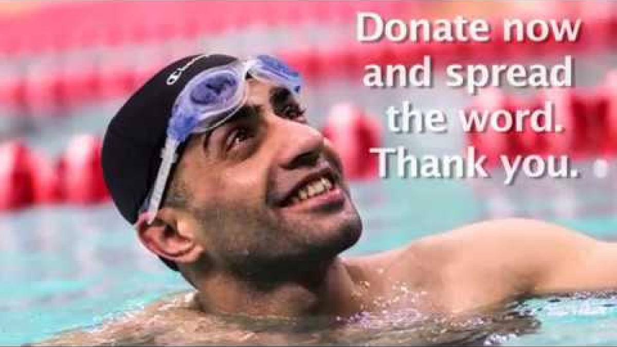 Bring the Power of Sport to Disabled Refugees