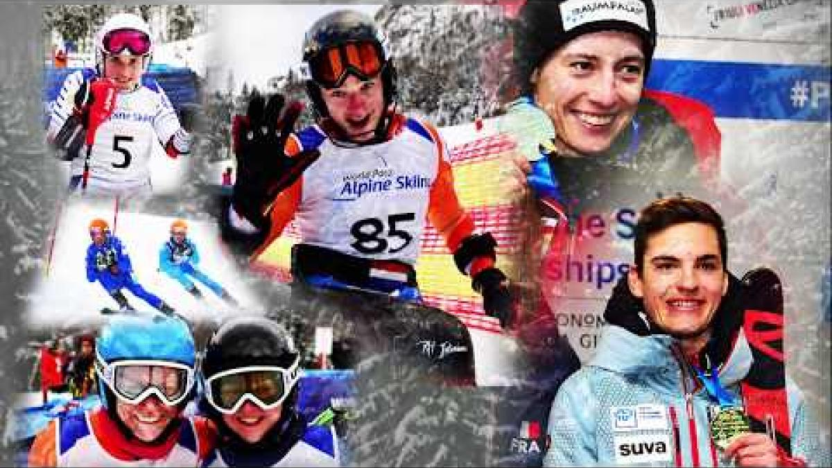 Super-G Highlights | 2019 World Para Alpine Skiing Championships