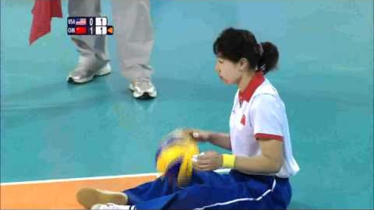 Women's Sitting Volleyball Final (2) - Beijing 2008 Paralympic Games
