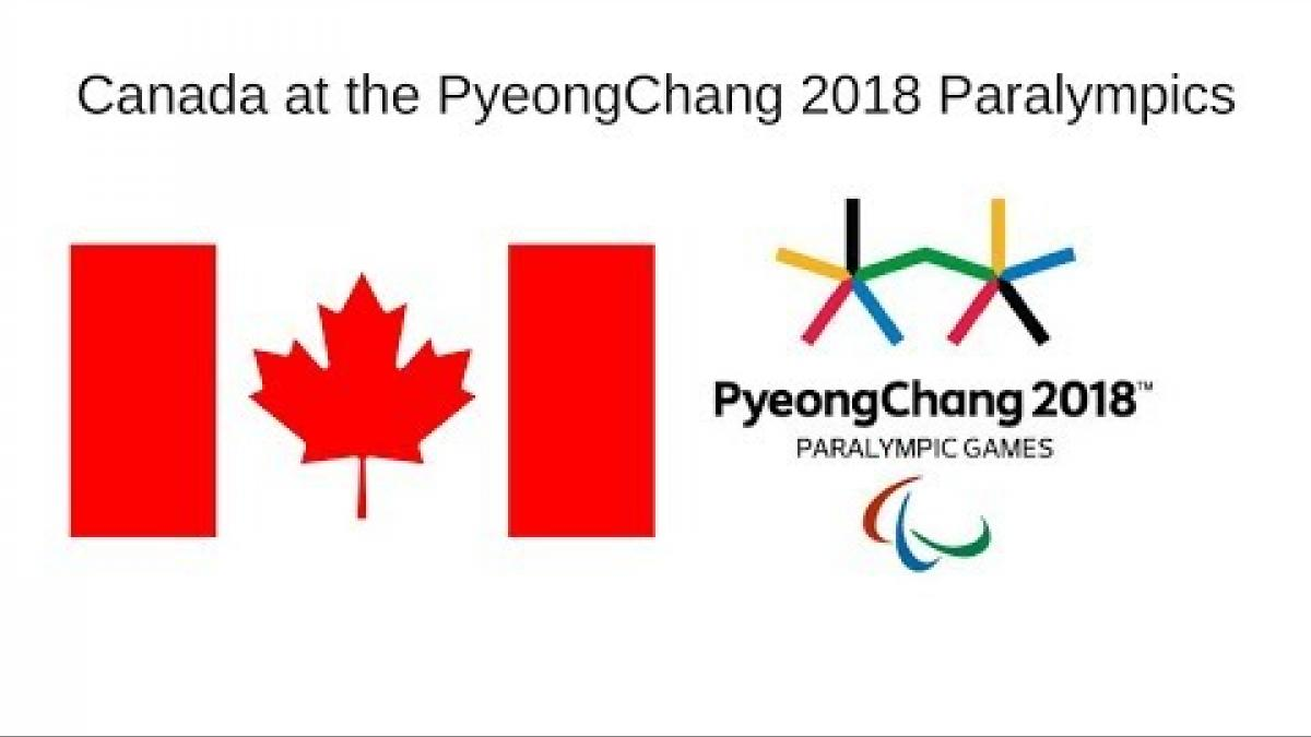 Canada at the PyeongChang 2018 Winter Paralympic Games
