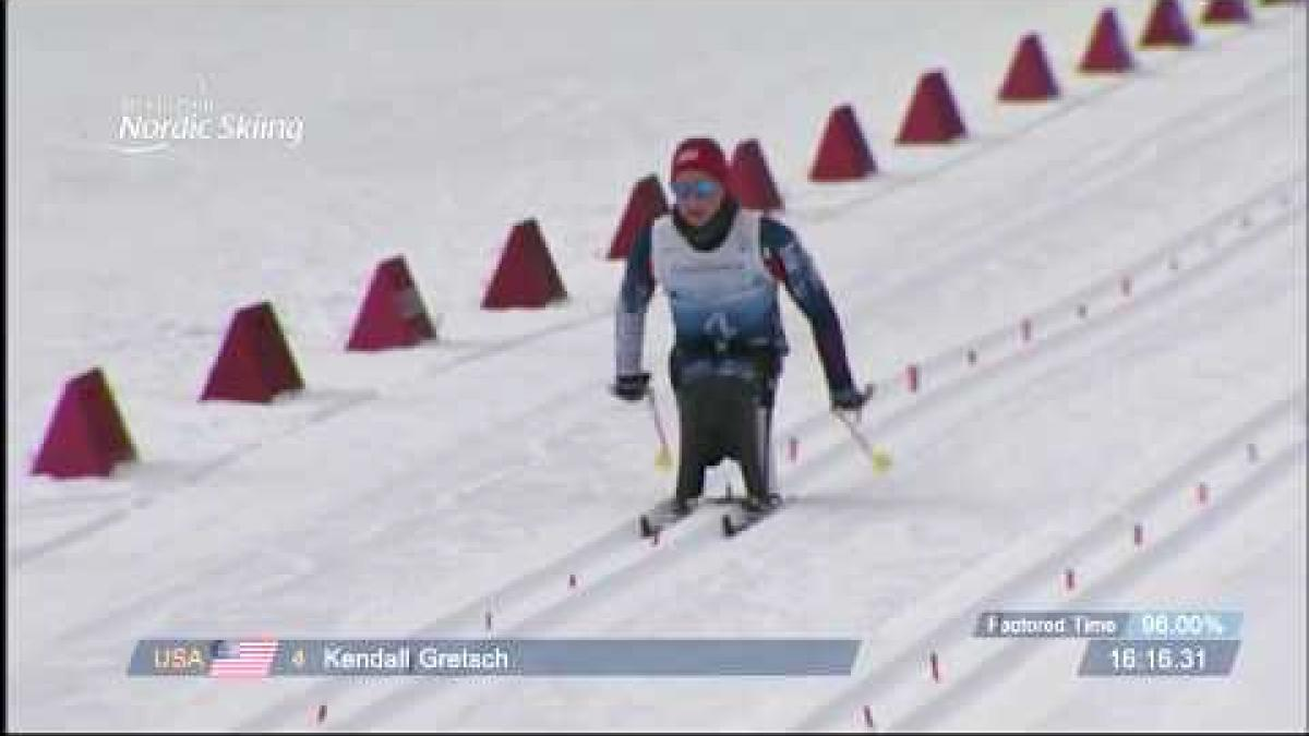 Oksana Masters | Middle Distance | World Para Nordic World Championships | Prince George 2019