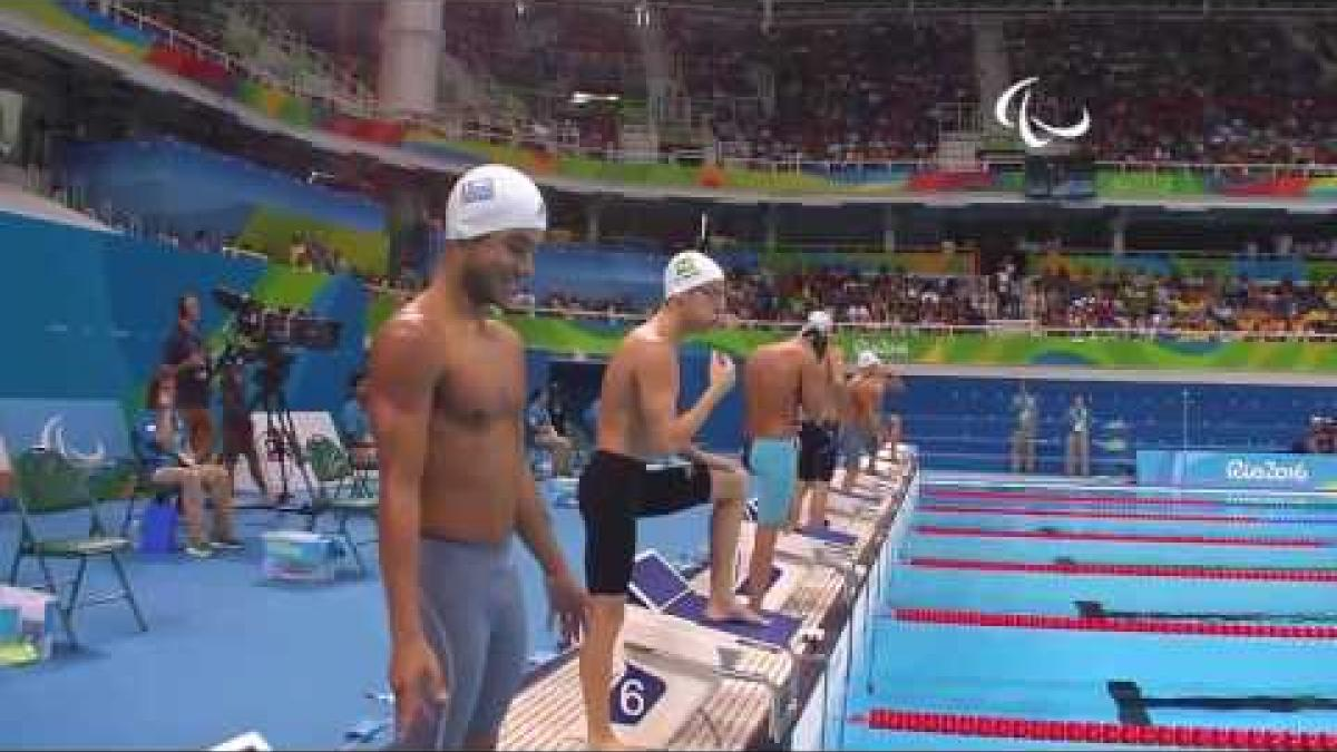 Day 7 morning | Swimming highlights | Rio 2016 Paralympic Games