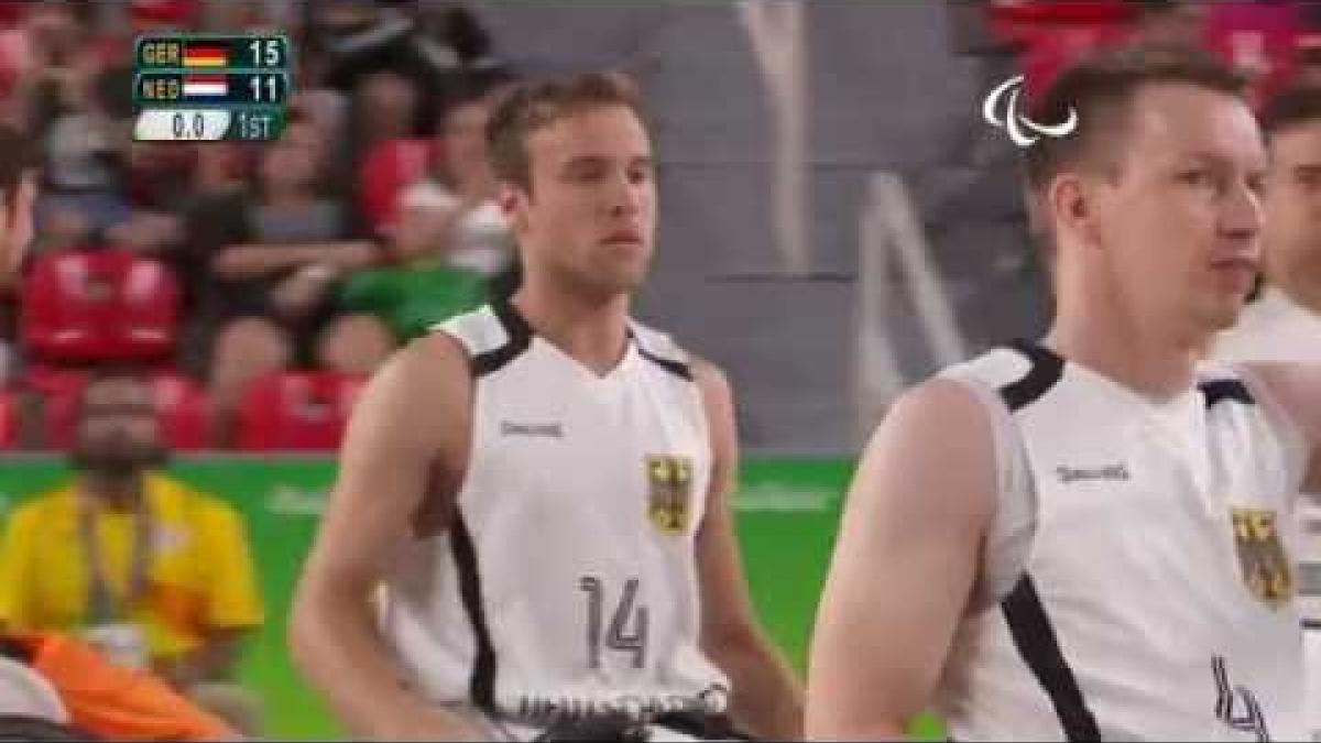Day 10 morning | Wheelchair Basketball Highlights | Rio 2016 Paralympic Games