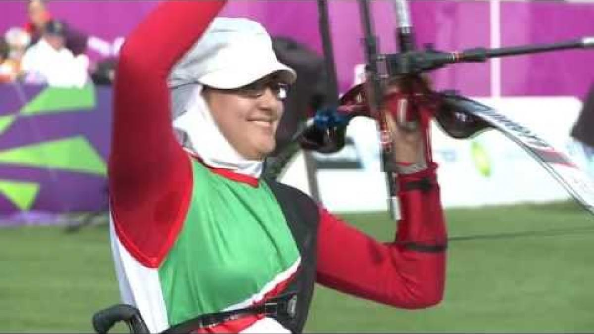 Zahra Nemati | International Paralympic Committee