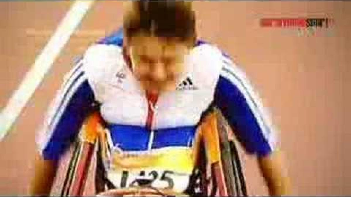 Paralympic Sport TV Trailer 2008