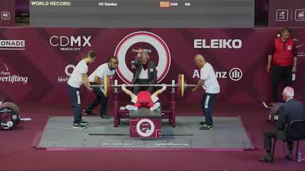 2017 World Para Powerlifting Championships | Day 3 Highlights