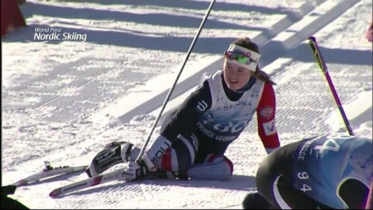 Vilde Nilsen | Women's Middle Distance | World Para Nordic World Champs | Prince George 2019