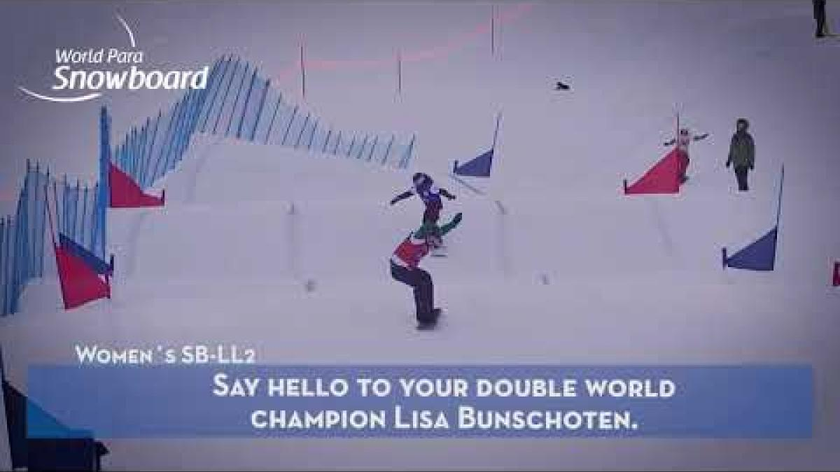Pyha 2019 | World Para Snowboard World Championships