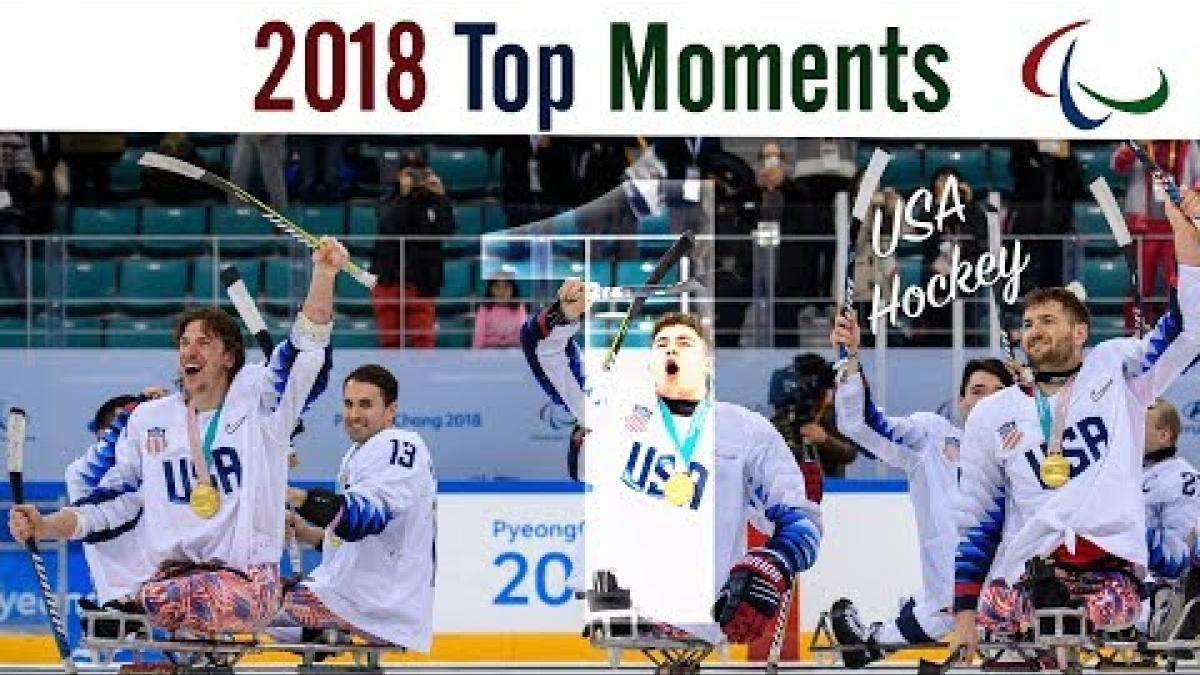No 1 | 2018 Top Moments