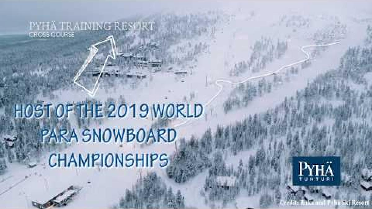 Pyha Preview | 2019 World Para Snowboard Championships