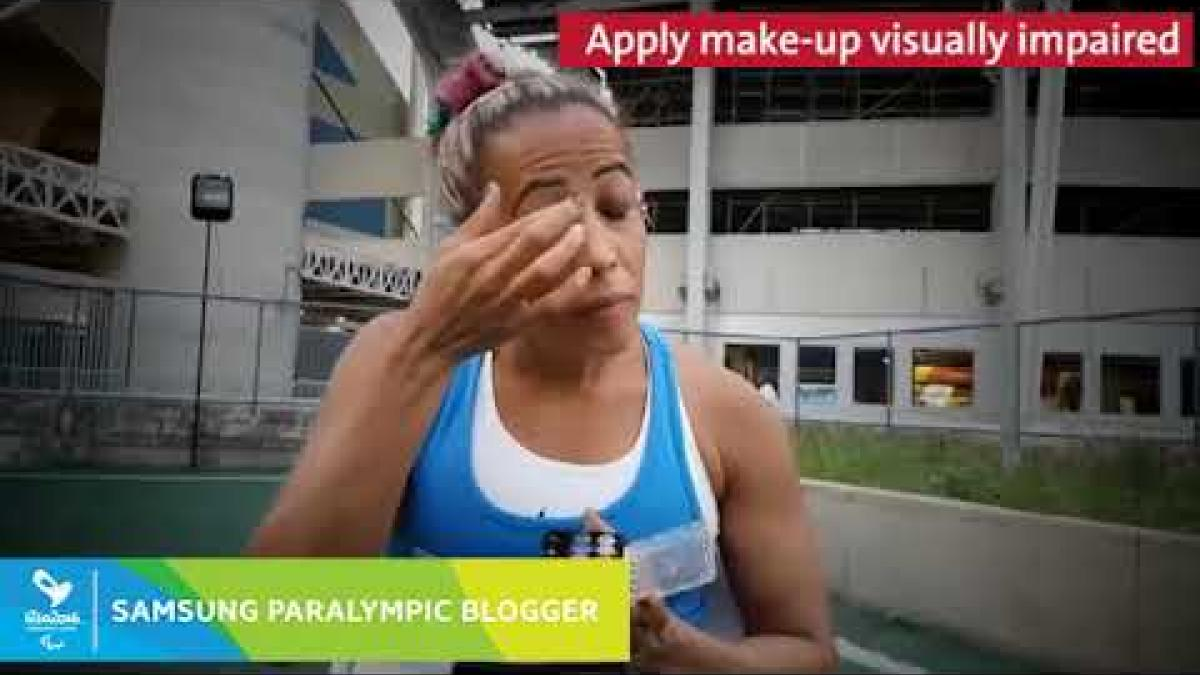 Samsung Paralympic Bloggers Competition