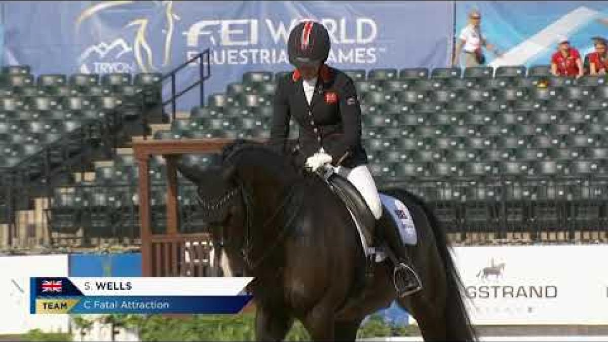 2018 World Equestrian Games - Team competition part I highlights